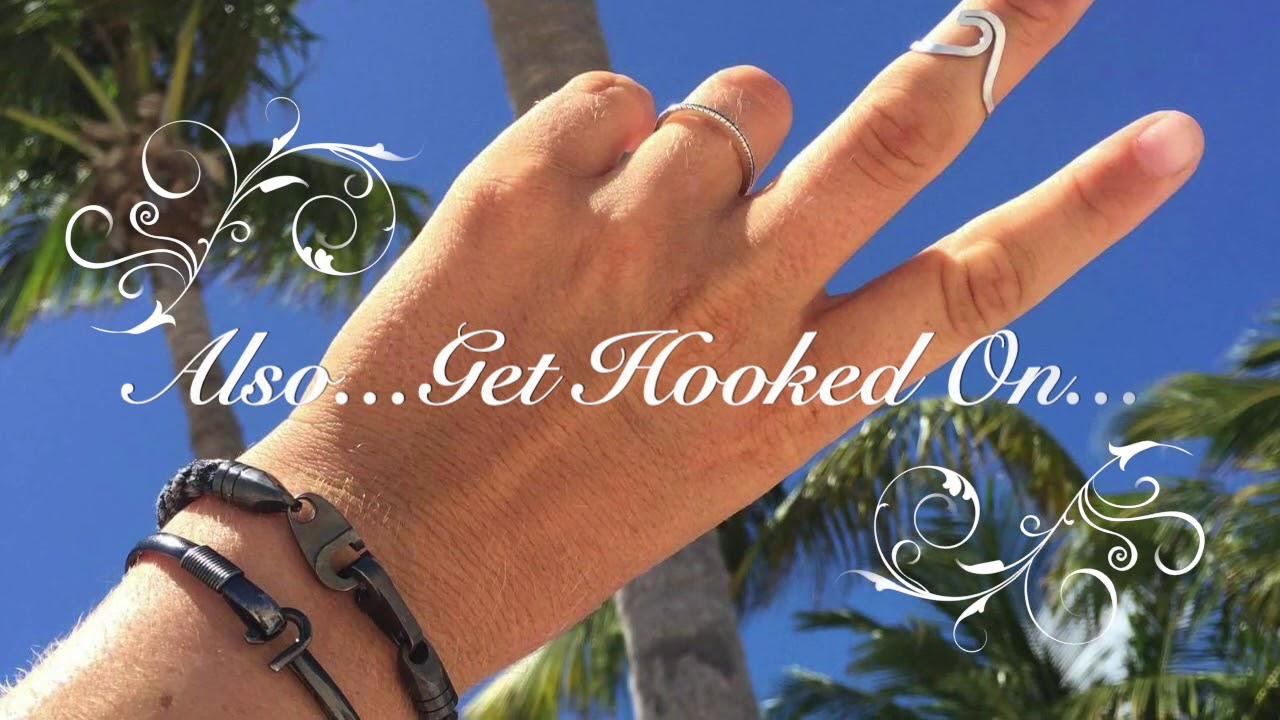 Original Hook Bracelets Rings