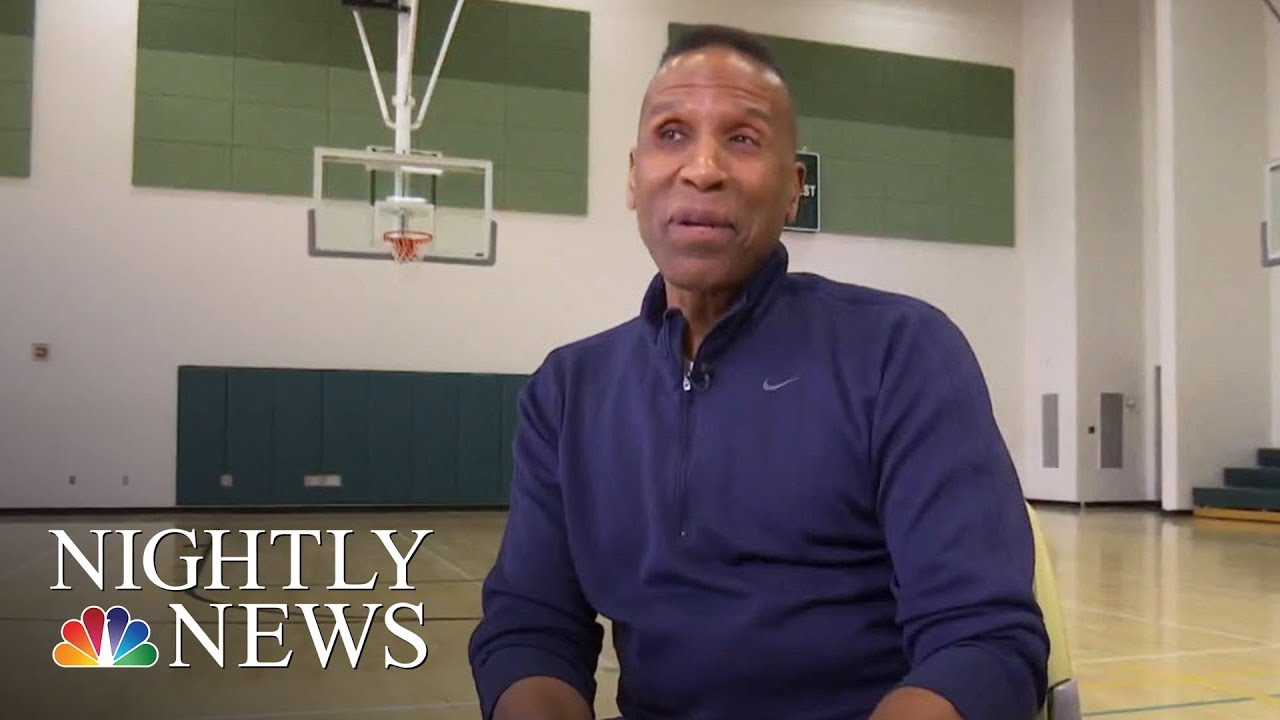 A Former NBA Superstar Gives Back To Kids In His Community NBC