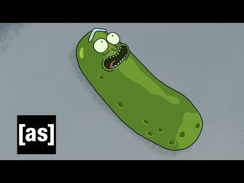 Pickle Rick Outtakes | Rick and Morty | Adult Swim