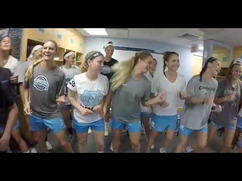 "UNC Athletics: All Sports Dance to ""Uptown Funk"" - 2015"