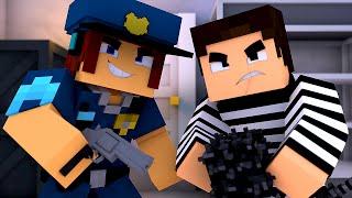 Minecraft: POLÍCIA VS LADRÃO !! - ( Minecraft Murder)