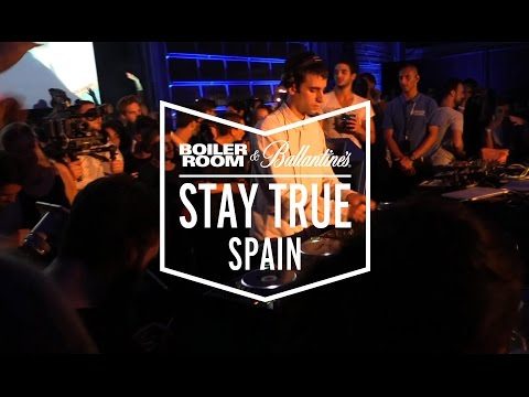 Psyk Boiler Room & Ballantine's Stay True Spain DJ Set