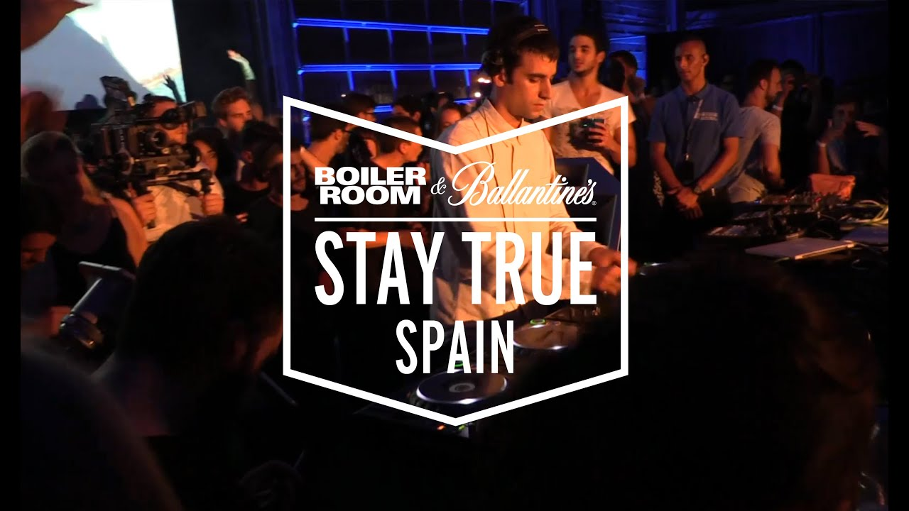 Psyk Boiler Room Amp Ballantine S Stay True Spain Dj Set
