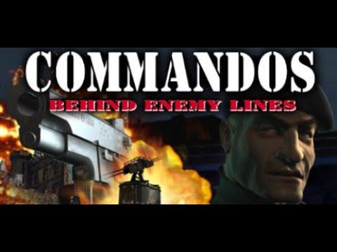 Commandos Behind Enemy Lines |