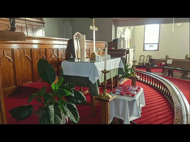 Sunday Worship 11/1/2020