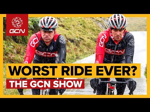 Worst Bike Ride Ever? | GCN Show Ep. 354