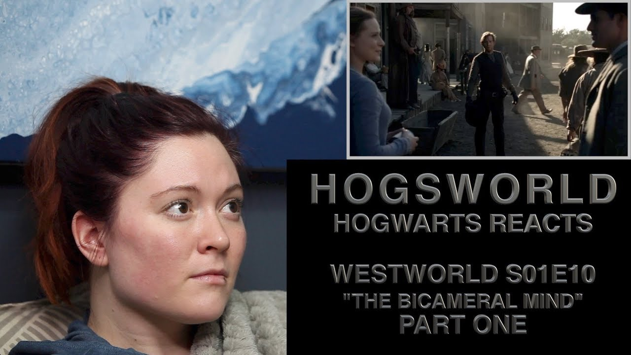 "Download Hogwarts Reacts: Westworld S01E10 ""The Bicameral Mind"" (part one)"