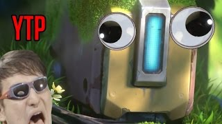 [YTP] Overwatch - Bastion Gets Filthy Pranked