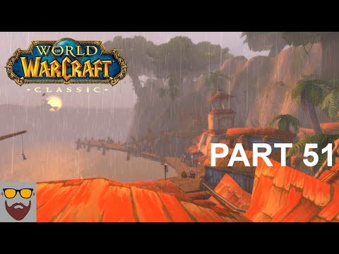 Let's Play WoW CLASSIC - Part 51: The Haunted Isle And The Stone Of The Tides - Gameplay Walkthrough