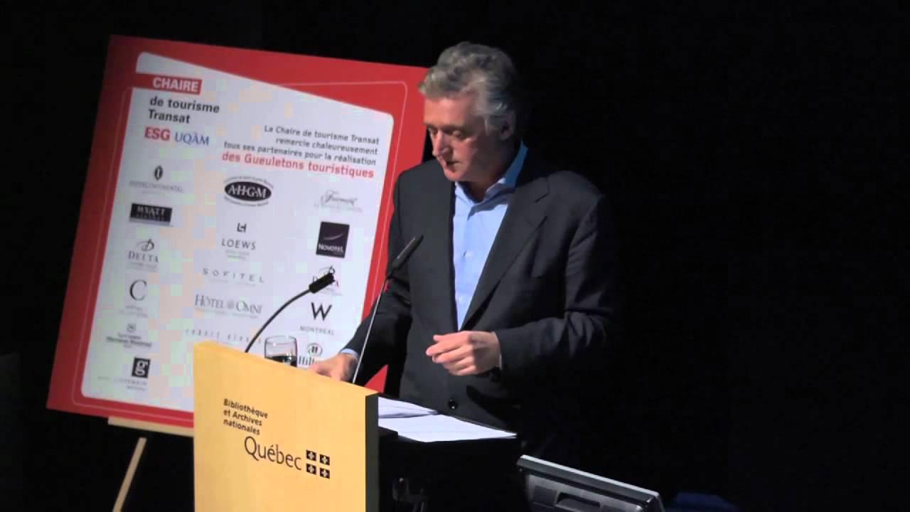 La vision Rozon et l'avenir du tourisme au Québec - Partie 2 - Conditions de réussite