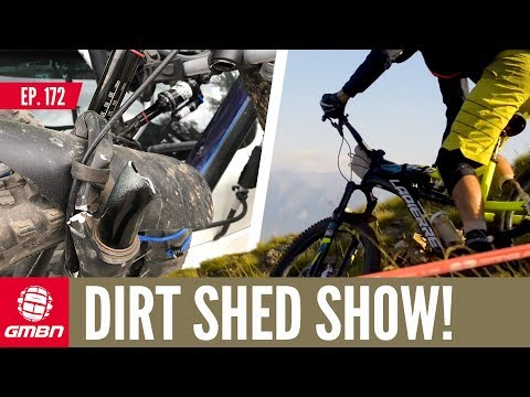 The Worst Broken Bike Ever? Dirt Shed Show Ep. 171