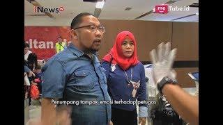 Penumpang Ini Emosi Saat Petugas Menjelaskan Aturan Barang Bawaan Part 02 - Indonesia Border 16/10