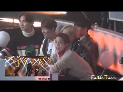 Shinee reaction to BTS' Perfect man