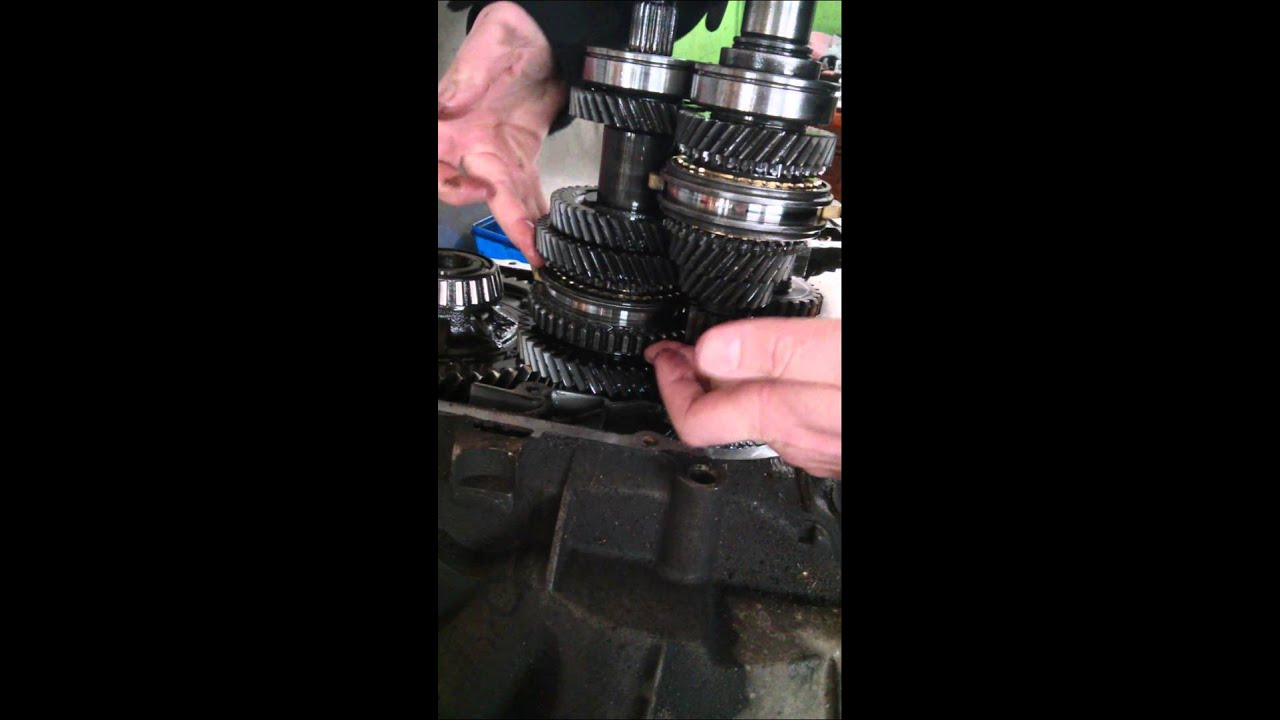 Gearbox fault