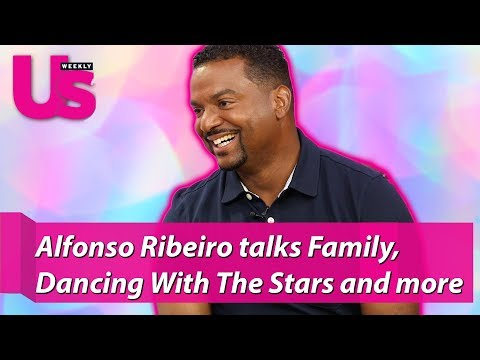 The Carlton Dance Is Out! Alfonso Ribeiro Shows Off New Signature Moves