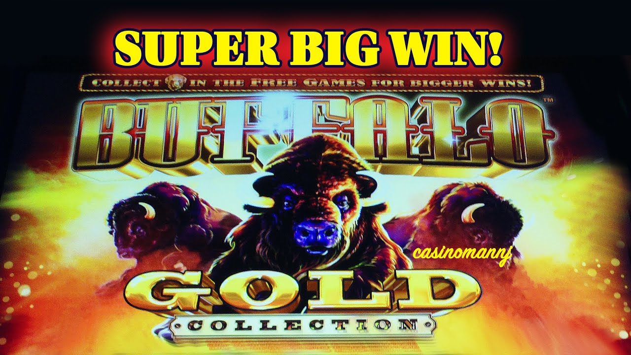 buffalo slot machine free