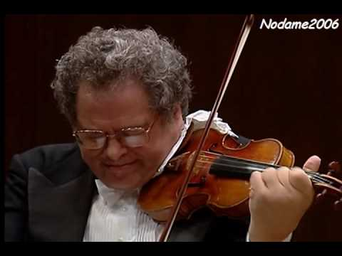 Itzhak Perlman Mozart Adagio for Violin and Orchestra