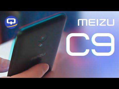 Очень странное устройство, обзор Meizu C9 Pro. / QUKE.RU /