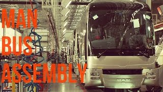 MAN Bus Assembly Line