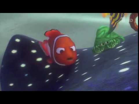 Finding Nemo Meme - Enemy Spotted