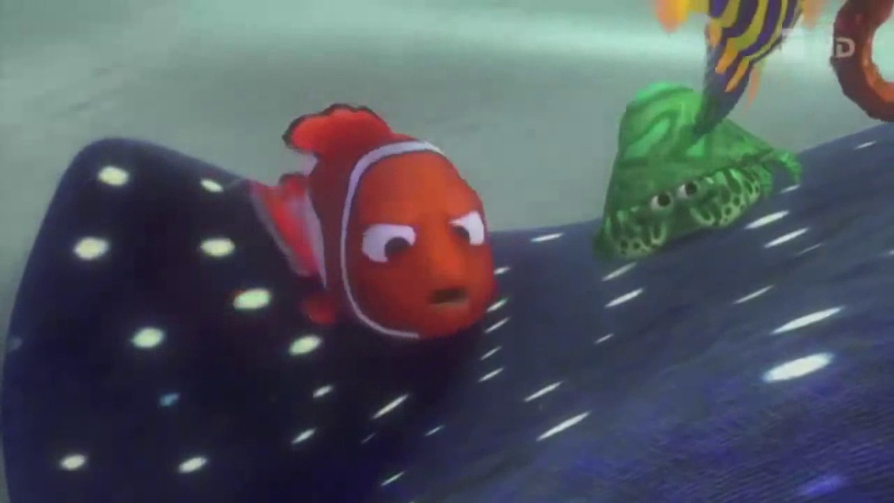 Finding Nemo Meme - Enemy Spotted - YouTube