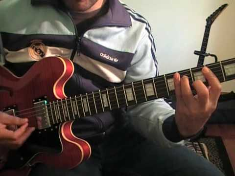 George Benson Breezin' Intro Chords
