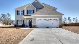 The Palomar Plan - Mellon Downs Subdivision, Winterville NC