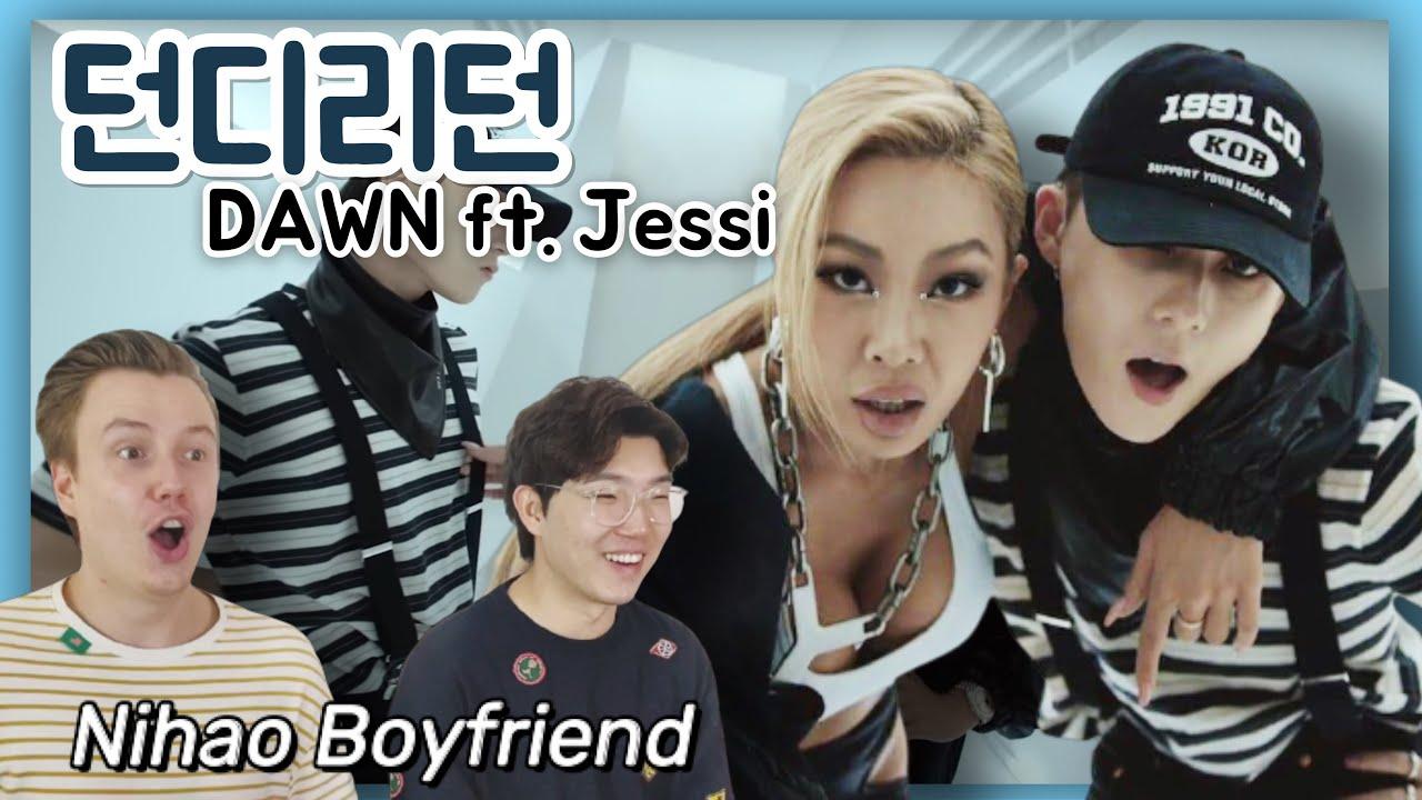 던 (DAWN) - '던디리던 (Feat. Jessi)' MV