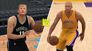 connectYoutube - Donald Trump Vs Lavar Ball In A 1v1 Game Of Basketball! NBA 2K Mod Gameplay!