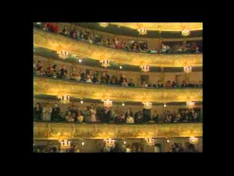 Georgians in Mariinsky