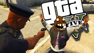 Cê Prende e Zoa GTA V PC MOD de Policia Parte 2