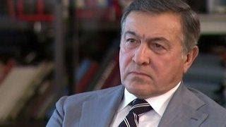 Президент Crocus Group Арас Агаларов рассказал о развитии строительного бизнеса