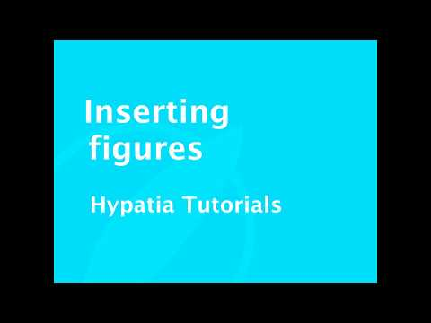 Tutorial   Inserting figures