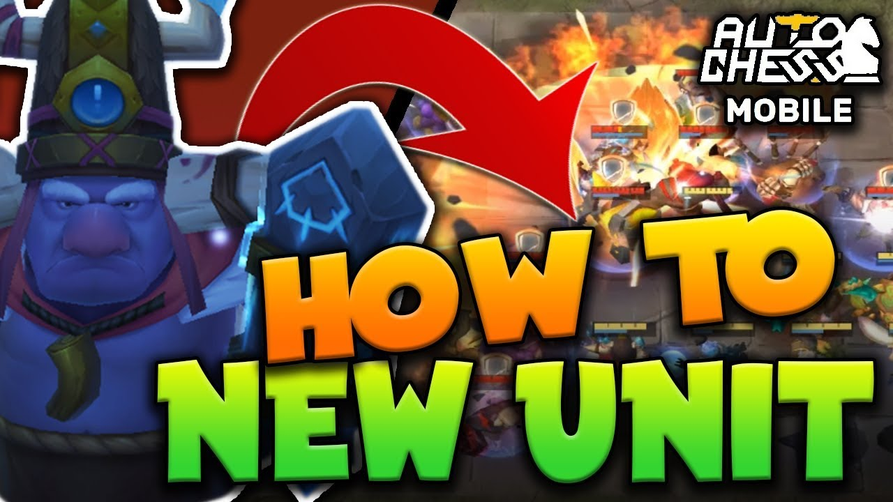 How to use the NEW UNIT (PRIEST!) - His ability is OP in Gods Build | Auto  Chess Mobile