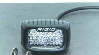 Rigid SRM Pro Flood Diffused LED Light