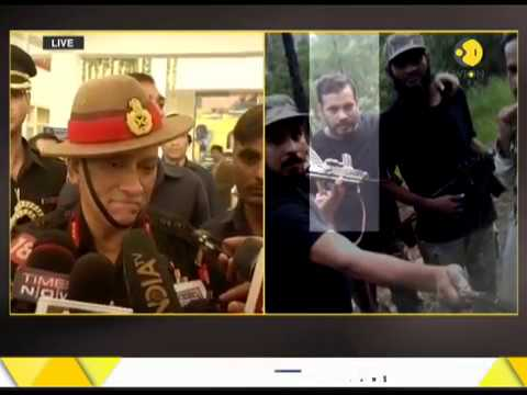 J&K IGP Munir Khan: Pak must claim terrorist's body