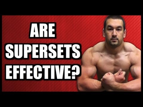Superset Workouts: Do Supersets Build Muscle?