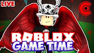 🔴 PLAYING WITH FANS! |5K SUBSCRIBERS! | ROBLOX LIVE 🔴