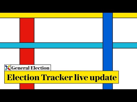 General Election Results 2019 | Live data tracker - Conservatives win majority