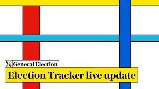 General Election Results 2019 | Live data tracker
