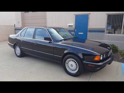 1991 BMW 735i SOLD (#2641) Plymouth, MI