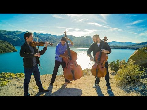 Wake Me Up - Avicii (violin/cello/bass cover) -...