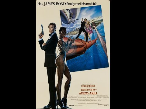 A View To A Kill - Movie Review