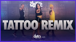 Tattoo Remix - Rauw Alejando, Camilo | FitDance Life (Official Choreography) | Dance Video
