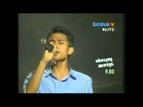 D' Teacher at Lombok TV - When I See You Smile
