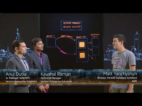 Verizon: Managed Virtual Network Services