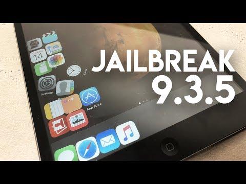 How To Jailbreak IOS 9.3.5 - 2018