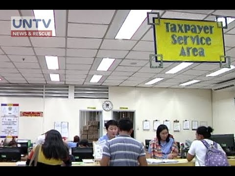 BIR releases revised withholding tax table in relation to tax reform law