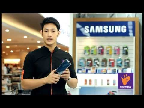 Review Samsung Galaxy Note 3 โดยเพาเวอร์บาย