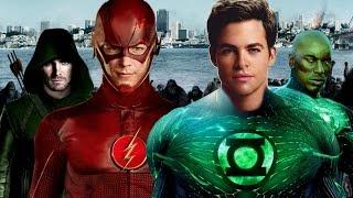 The Flash & Green Lantern - Fan Trailer - Grant Gustin, Chris Pine